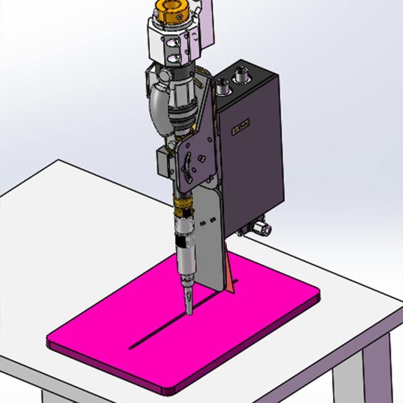 激光焊缝跟踪传感器