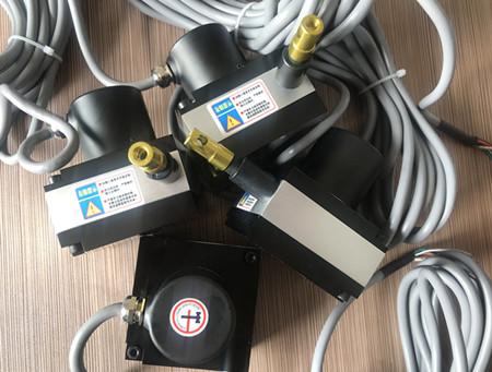 解析拉线绳式距离传感器的应用及原理