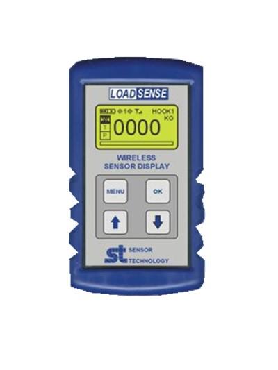 无线接收器与无线力传感器一起使用。它为用户提供了一种从力传感器接收和输出数据的简单方法。