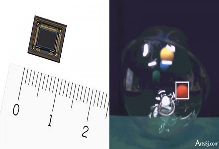 索尼公司目前正在深入研发堆栈式传感器技术,目前已公布的除了索尼