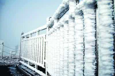 压力传感器在冬季使用时需做好防寒防冻措施