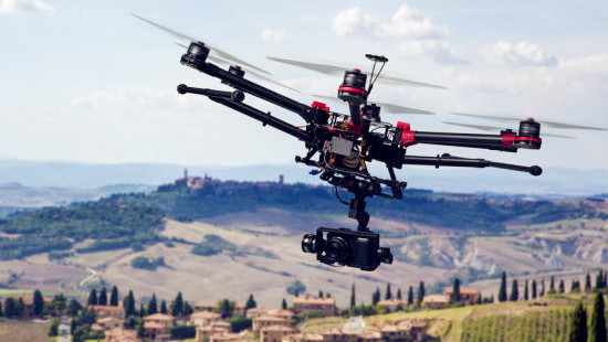多种先进技术传感器的应用,是智能无人机快速发展的关键