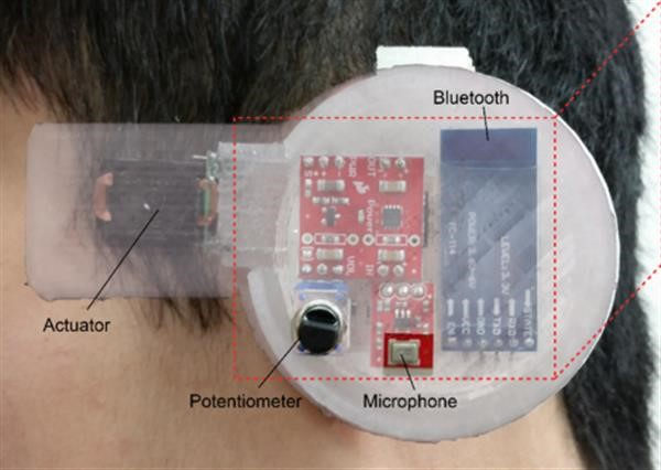加州大学研发可检测人体的3D打印耳戴式传感器