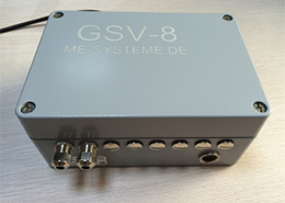 GSV产品系列是德国ME新推出的一款六通道的多功能信号放大器。