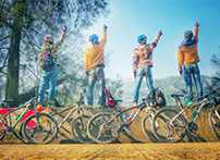 加速度传感器在自行车越野中的应用及功能