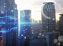 当所使用监控仪器设备与远端的管理平台距离过远时,其间以无线网络路由器,作为无线网络的中继器。无线网络终端连接器输出的数据