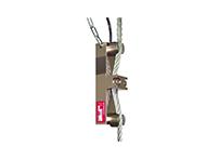 可连续检测线缆在工作中的张力情况,无需连接在线缆中,安装方便。