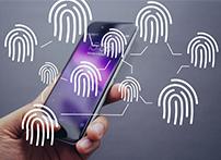 对于智能手机上的指纹识别,大家都不陌生。这种指纹识别大多都有特定的感应区域,有的位于正面屏幕下方