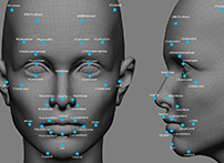 据softpedia北京时间11月19日报道,只出现在iPhoneX上的苹果人脸识别系统面容ID