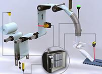 立式自动填充包装机常用于食品及其他颗粒状、条状的物料的自动包装中,并能在各组成部件的密切