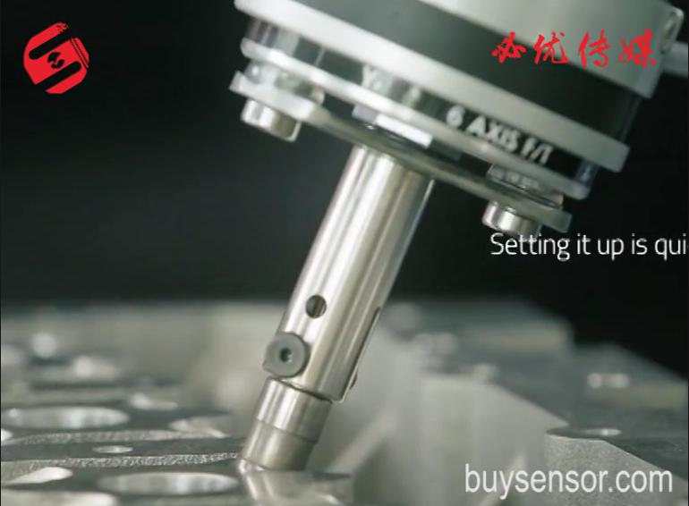 OptoForceOptoForce引脚插入应用,通过OptoForce多分量力传感器感知设备上的孔位,把探针准确送入设备上的孔位。