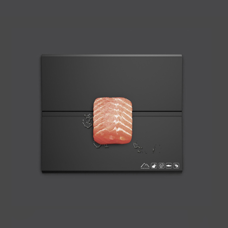 厨房黑科技【9分钟解冻任何食材】