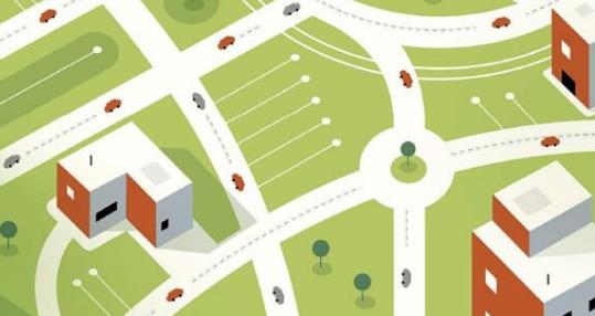 汽车与城市之间的关系,可说是剪不断、理还乱。今天道路交通越来越拥挤、空气污染也越来越严重,不禁让人怀疑两者已难以共存。但在20世纪的城市规划中,汽车留下了不可磨灭的印记。
