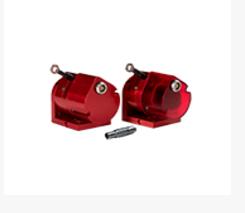 位移传感器是把物体的运动位移转换成可测量的电学量一种装置。