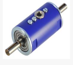 法兰型高刚性扭矩传感器与普通扭矩传感器相比,轴向上的尺寸较短,因此可直接安装在作为检测对象的发动机及马达的法兰上来检测。