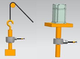 S型拉压力传感器是传感器中常用的一种传感器。它主要用于测量固体之间的压力和拉压力。它通常被称为拉压力传感器。