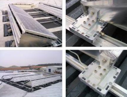 在新能源领域,太阳能发电有着巨大的优势。大型的太阳能电板在室外受到各种环境因素的影响,本身的抗压强度需要进行测试和分析,三轴力传感器让这样的测试简单可靠。