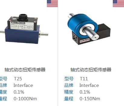 扭矩传感器广泛应用于电机、发电机、减速机、柴油机的转矩、转速和功率的检测。