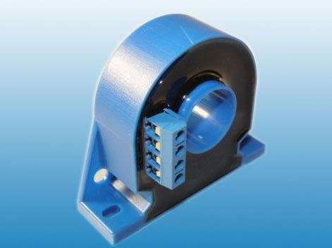 霍尔电流传感器基于磁平衡式霍尔原理,即闭环原理,当原边电流IP产生的磁通通过高品质磁芯集中在磁路中,霍尔元件固定在气隙中检测磁通,通过绕在磁芯上的多匝线圈输出反向的补偿电流,