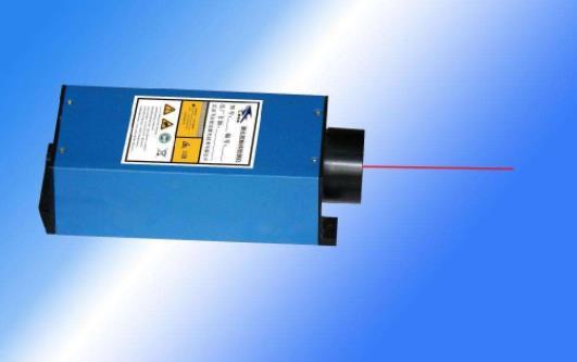 激光位移传感器是利用激光技术进行测量的传感器。它由激光器、激光检测器和测量电路组成。激光传感器是新型测量仪表。能够精确非接触测量被测物体的位置、位移等变化。