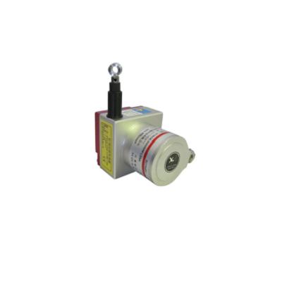 拉线位移传感器是测量或控制位置的一种关键部件,在机械设备、化工设备、电解铝设备、河道堤坝测量、工业生产线等多个领域中实现测量及控制功能。>